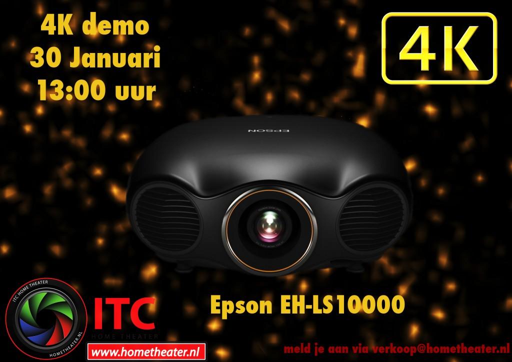 4K demo